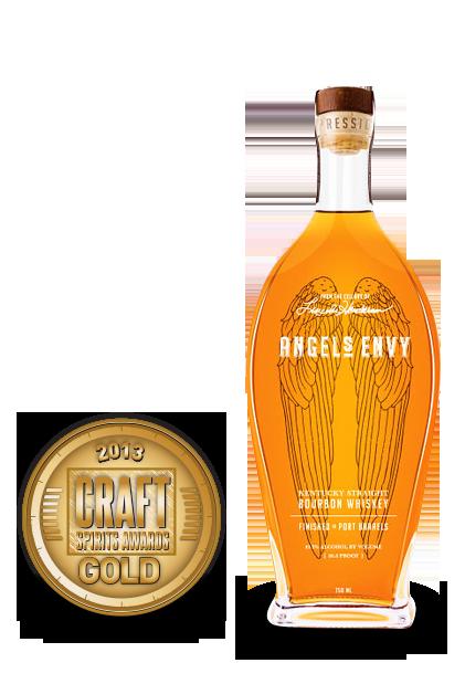 2013 craft spirits awards   angels envy bourbon