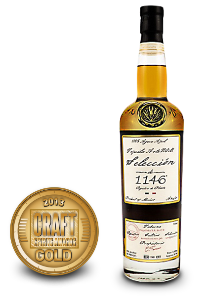 2013 craft spirits awards | artenom tequila 1146
