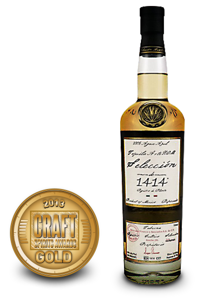 2013 craft spirits awards | artenom tequila 1414