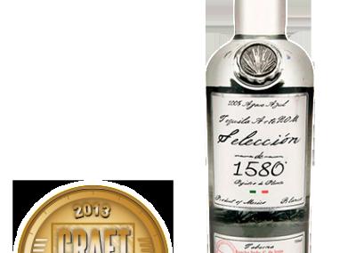 Tequila ArteNOM Selección 1580 Blanco