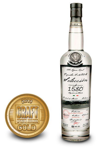2013 craft spirits awards | artenom tequila 1580