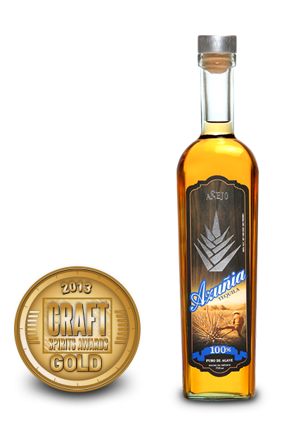 2013 craft spirits awards | azunia anejo tequila