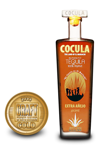2013 craft spirits awards | cocula tequila