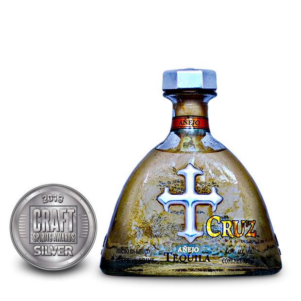 2013 craft spirits awards | cruz del sol anejo tequila