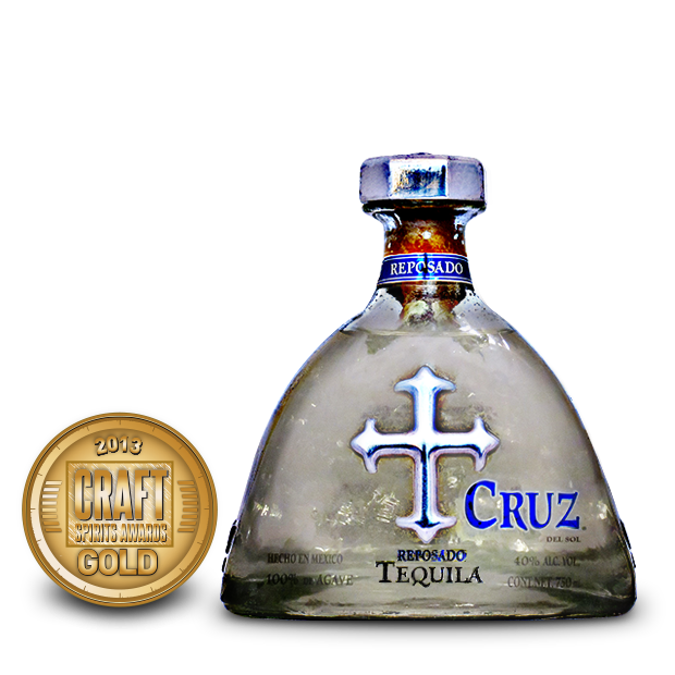 2013 craft spirits awards | cruz del sol reposado tequila