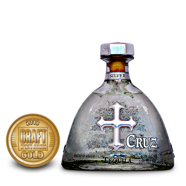 2013-craft-spirits-awards-cruz-del-sol-silver-tequila