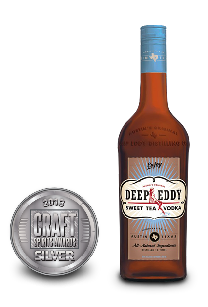2013 craft spirits awards | deep eddy sweet tea