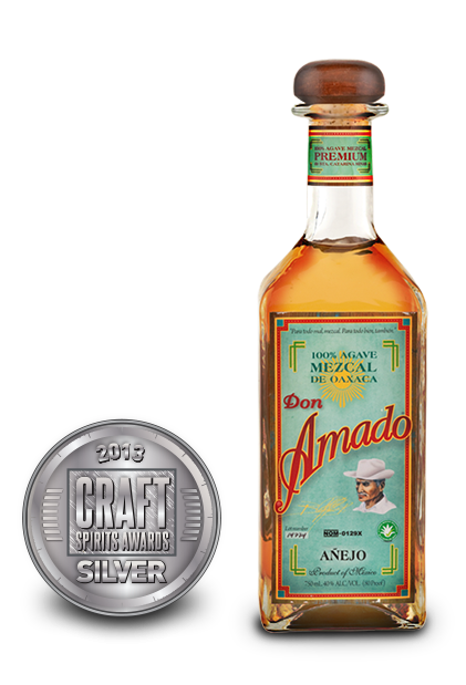 2013 craft spirits awards | don amado mezcal anejo