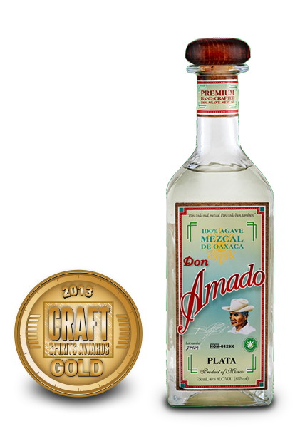 2013 craft spirits awards | don amado plata