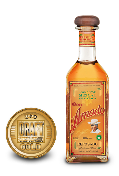 2013 craft spirits awards | don amado mezcal reposado