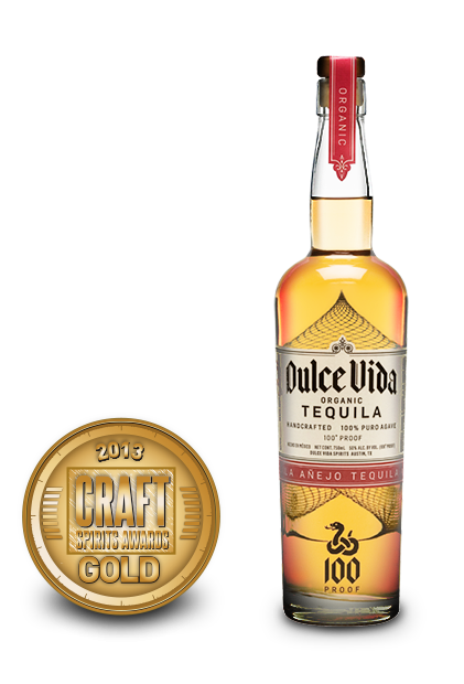 2013 craft spirits awards | dulce vida anejo