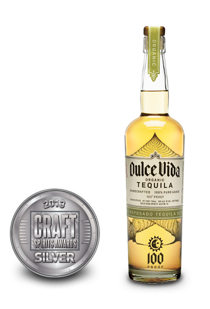 2013 craft spirits awards | dulce vida reposado