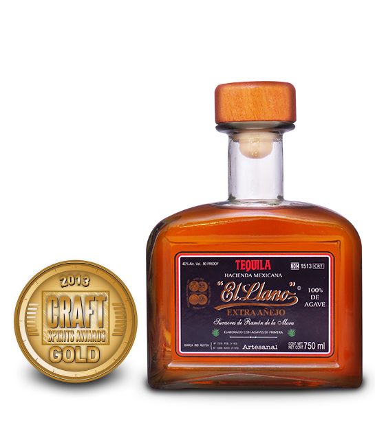 2013 craft spirits awards | el llano extra anejo tequila