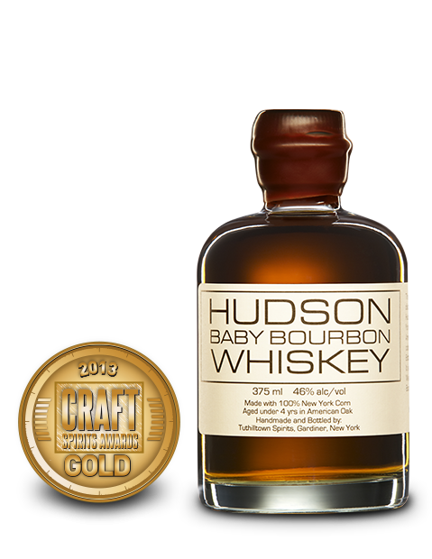 2013 craft spirits awards | hudson baby bourbon whiskey