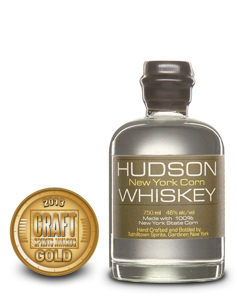 2013 craft spirits awards | hudson new york corn whiskey
