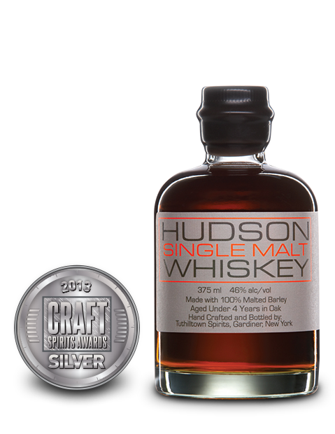 2013 craft spirits awards | hudson single malt whiskey