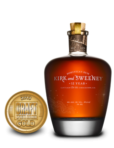 2013 craft spirits awards | kirk and sweeny 12 year dominican rum