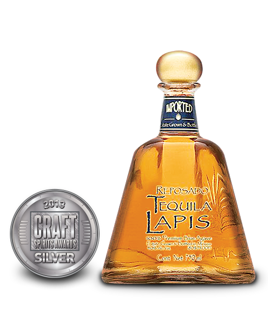 2013 craft spirits awards | lapis reposado tequila