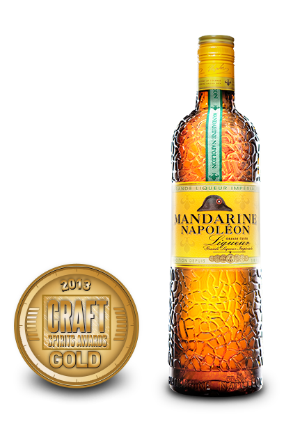2013 craft spirits awards | mandarin napolean liquere