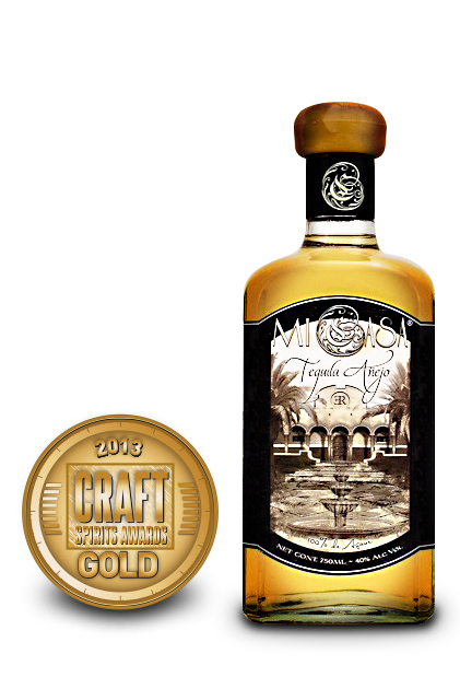 2013 craft spirits awards | mi casa anejo tequila