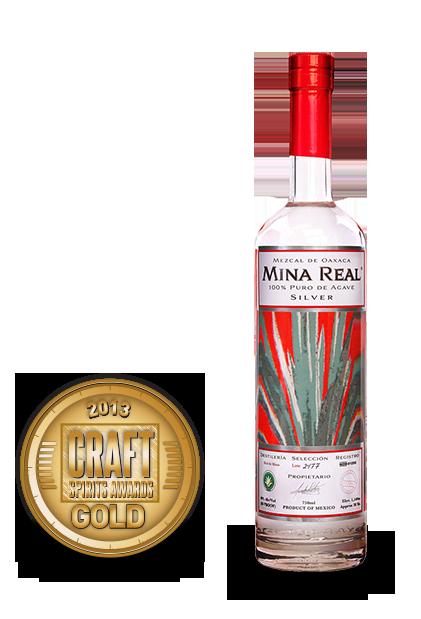 2013-craft-spirits-awards-mina-real-mezcal-silver