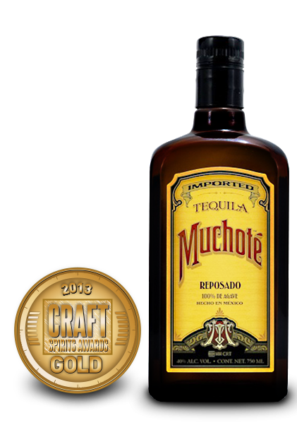 2013 craft spirits awards | muchote tequila