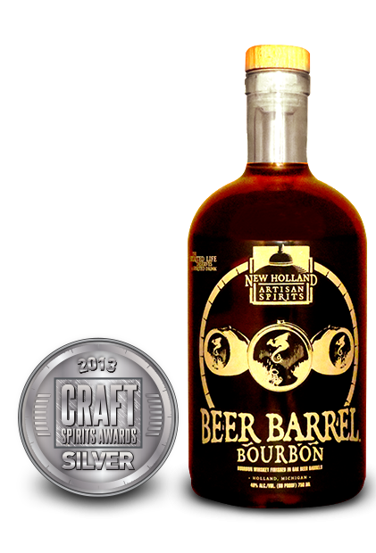 2013 craft spirits awards | new holland beer barrel bourbon