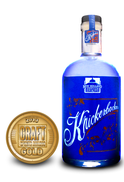 2013 craft spirits awards | new holland knickerbocker gin