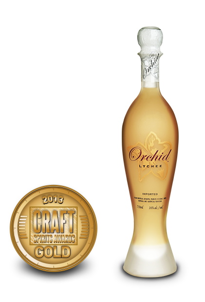 2013 craft spirits awards | orchid liqueur lychee