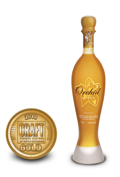 2013 craft spirits awards | orchid liqueur mango