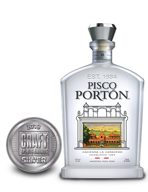 2013 craft spirits awards | pisco porton acholada de mosto verde