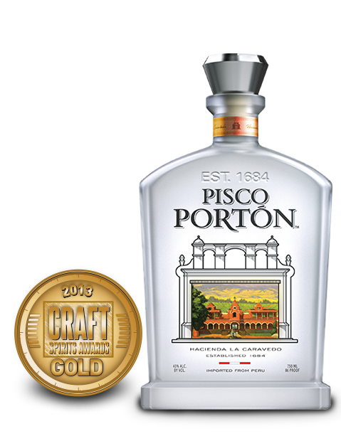 2013 craft spirits awards | pisco porton mosto verde torontel