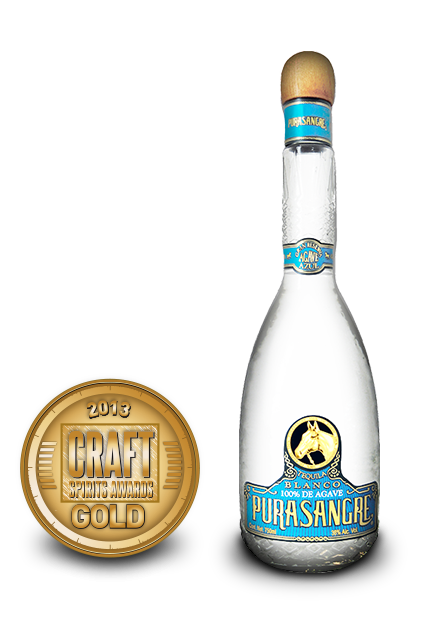 2013 craft spirits awards | purasangre blanco tequila
