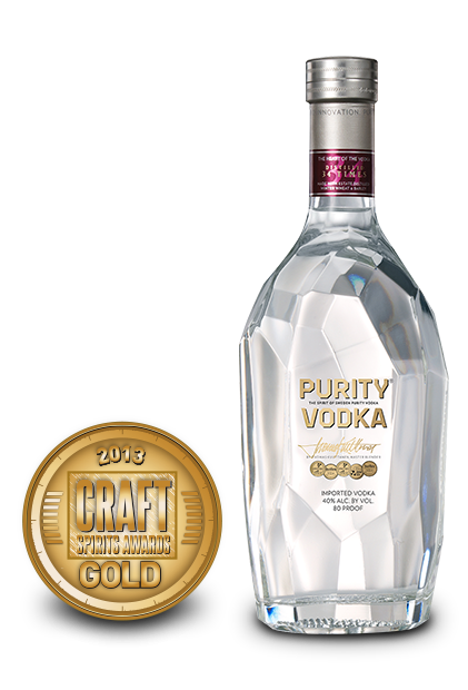 2013 craft spirits awards | purity vodka