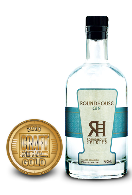 2013 craft spirits awards | roundhouse gin