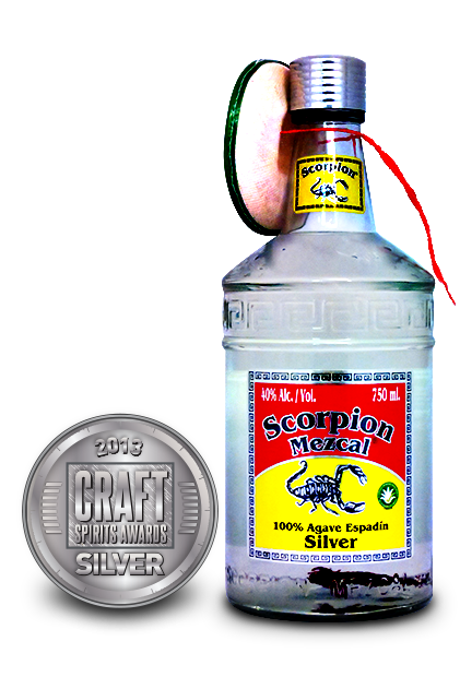2013 craft spirits awards | scorpion silver mezcal