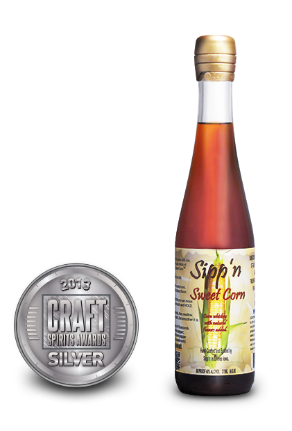 2013 craft spirits awards | sippn sweet corn whiskey