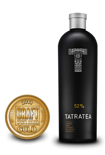 2013 craft spirits awards | tatratea