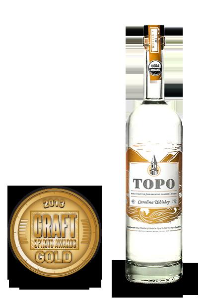 Topo Carolina Whiskey