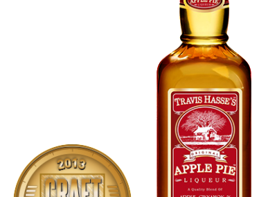 Travis Hasses Apple Pie Liqueur