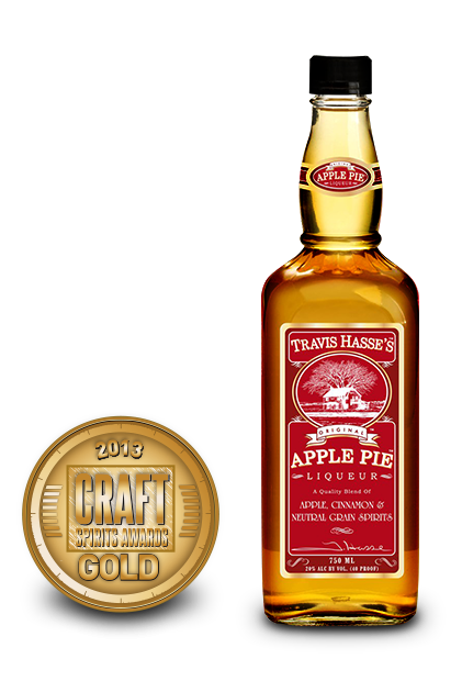2013 craft spirits awards | travis hasses apple pie liqueur