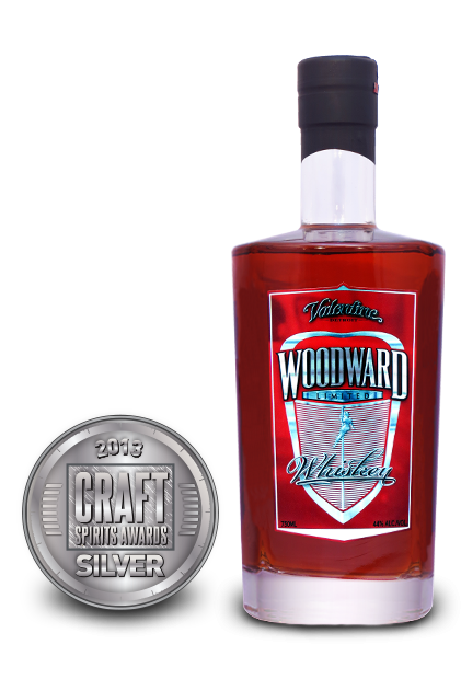 Valentine Woodward Ltd. Whiskey