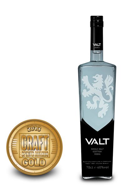 2013 craft spirits awards | valt vodka