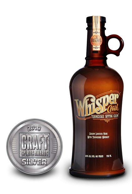 2013 craft spirits awards | whisper creek tennessee sipping cream