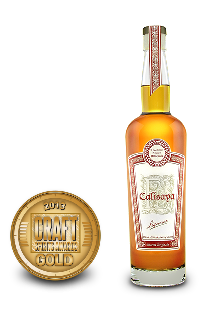 2013 craft spirits awards | calisaya liquere