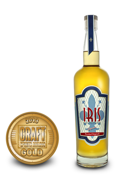 2013 craft spirits awards | iris liqueur