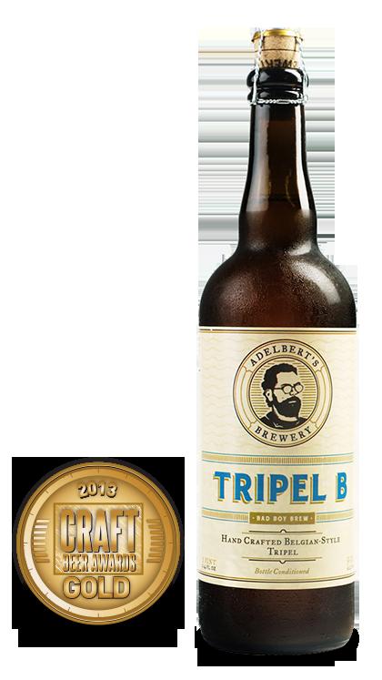 2013 craft beer awards | Tripel B