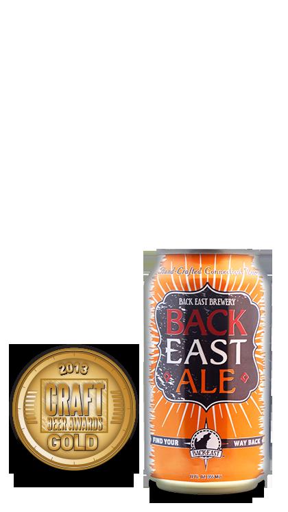 2013 craft beer awards | Back East Ale Red Ale