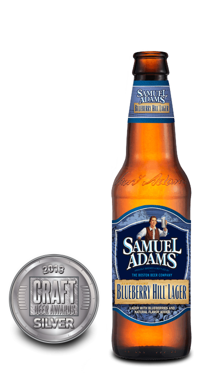 2013 craft beer awards | Blueberry Hill Lager - Fruit Beer
