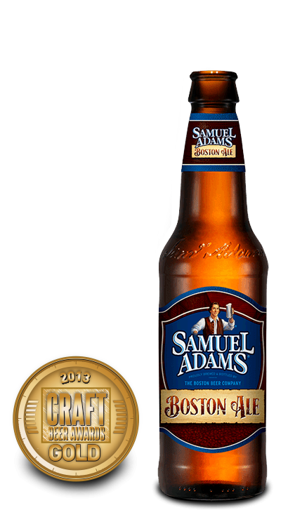 2013 craft beer awards | Boston Ale - English Pale Ale